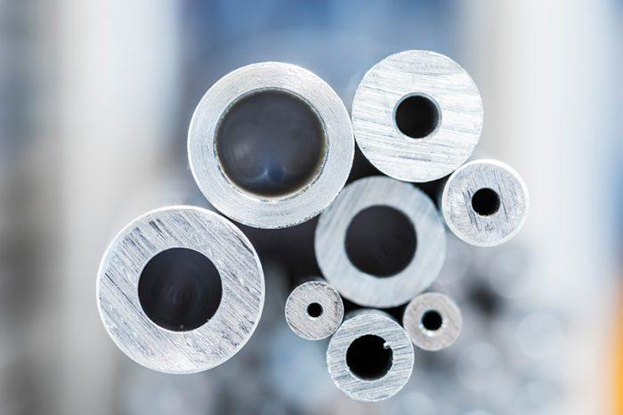 Abbildung Hochdruckleitungen