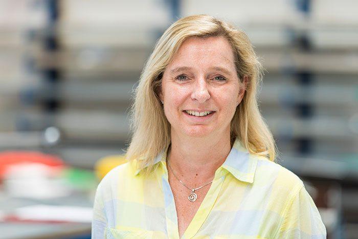 Portrait Claudia Hülsers